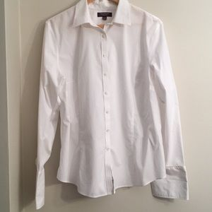 Denver Hayes button up blouse